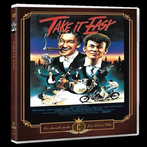 Image of   Take it easy dvd