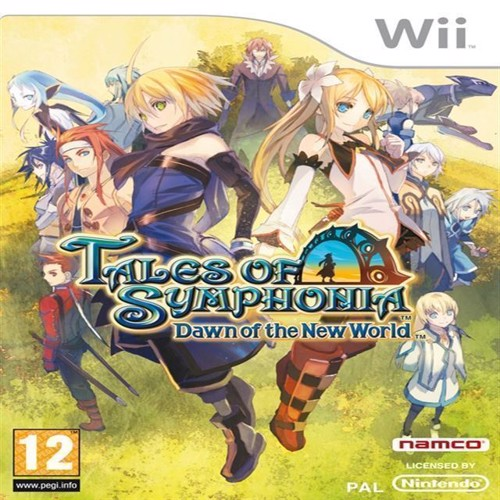 Image of Tales Of Symphonia Dawn Of The New World - Wii