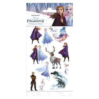 Image of Tattoos - Disney Frozen 2 (8718819313458)