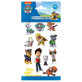 Image of Tattoo Paw patrol