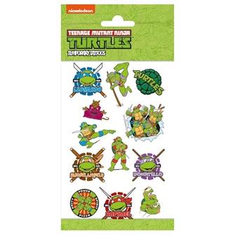 Image of Tattoos Teenage Mutant Ninja Turtles (8718819312871)