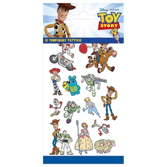 Image of Tattoos Toy Story (8718819312918)