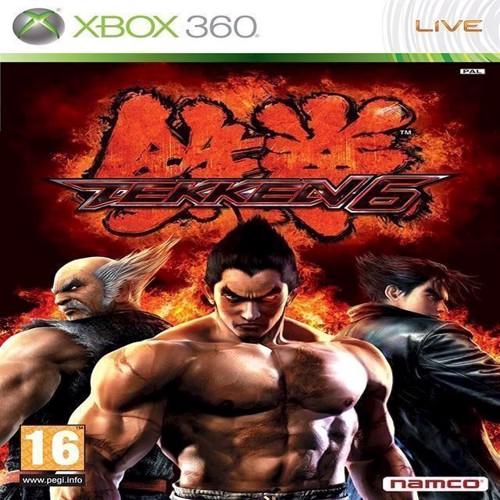 Image of Tekken 6 Xbox 360 Xbox One - Xbox (3391891998574)