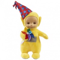 Teletubbies - Party bamse 20cm - Laa-Laa