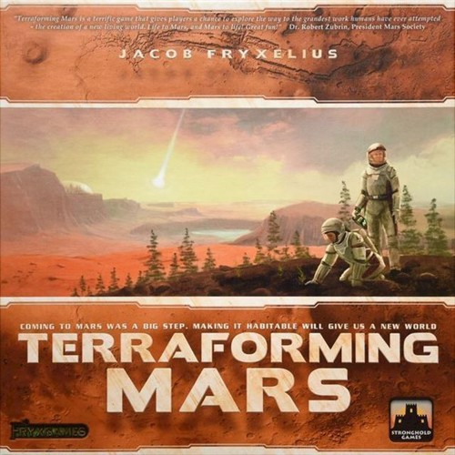 Image of Terraforming Mars - Dansk (Lpfi7398) (6430018273983)