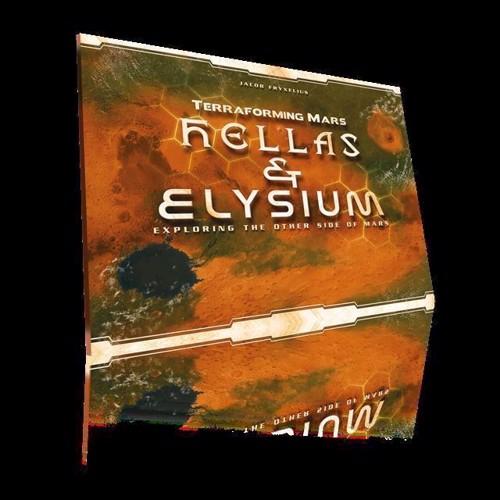 Image of Terraforming Mars: Hellas & Elysium Engelsk (0653341720207)