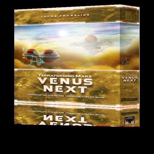 Image of Terraforming Mars: Venus Next Engelsk (0653341720306)