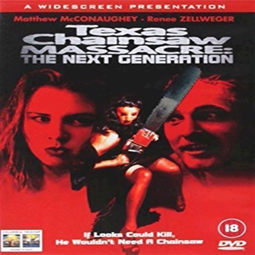Texas Chainsaw Massacre The Next Generation  Dvd
