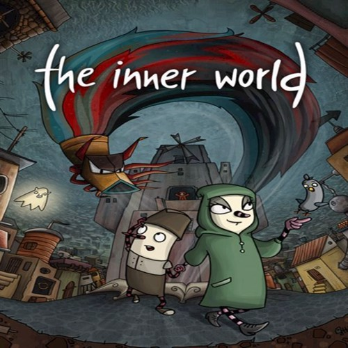 Image of The Inner World - The Last Wind Monk - PS4 (4260458360699)