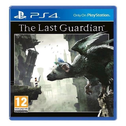 Image of The Last Guardian (Nordic) - PS4 (0711719839057)