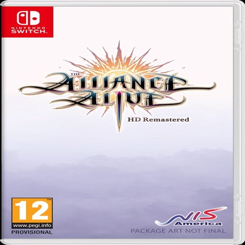 Image of The Alliance Alive Hd Remastered Ps4 (0810023033851)