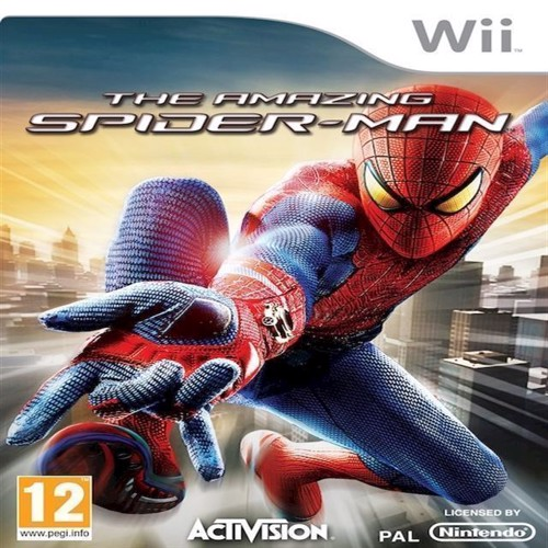 Image of The Amazing Spiderman - Wii (5030917107696)