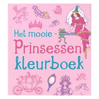 Image of Malebog med smukke prinsesser