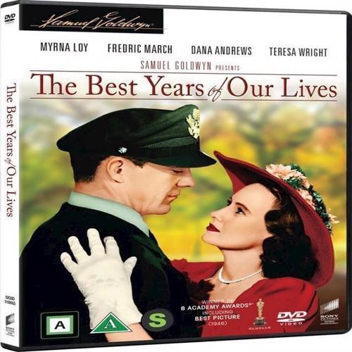 Image of   De Bedste År - DVD (The Best Years Of Our Lives)