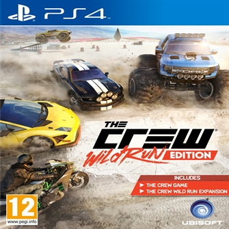 Image of The Crew - Wild Run edition - PS4 (3307215914328)