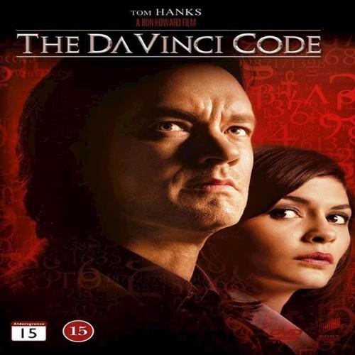 Billede af The Da Vinci Code DVD