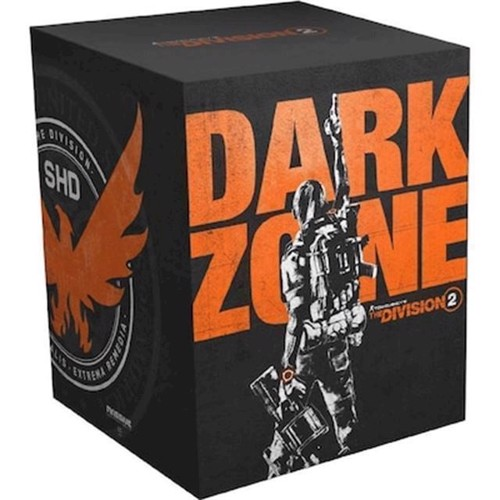 Image of The Division 2 Collectors Edition - PS4 (3307216073048)