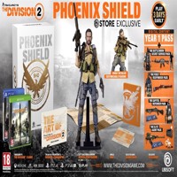 ?The Division 2 Phoenix Shield Box (No Game Included) - PS4