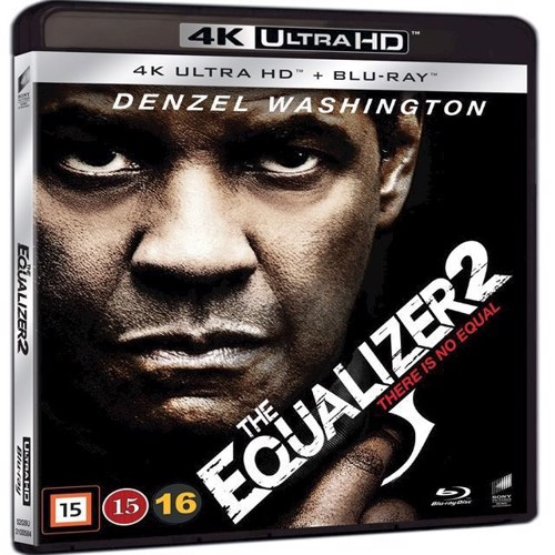 Image of The Equalizer 2 - Steelbook Blu-Ray (7330031005839)