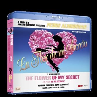 Image of The Flower Of My Secret - DVD (5709165106521)