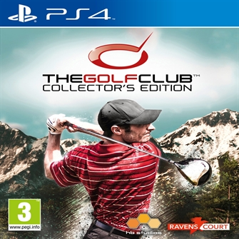 Image of The Golfclub Collectors Edition Ps4 (4020628843915)