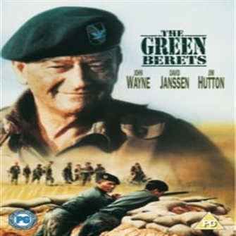 Image of The Green Berets Dvd - DVD (7321900010023)