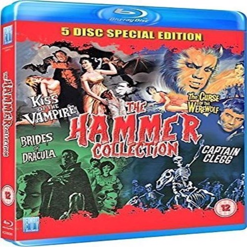 Image of The hammer collection the universal years (5060057211144)