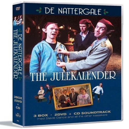 SMD The De Nattergale DVD