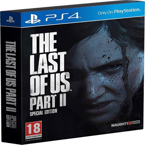 Image of The Last of Us Part II (2) (Special Edition) (Nordic) - PS4 (0711719338802)
