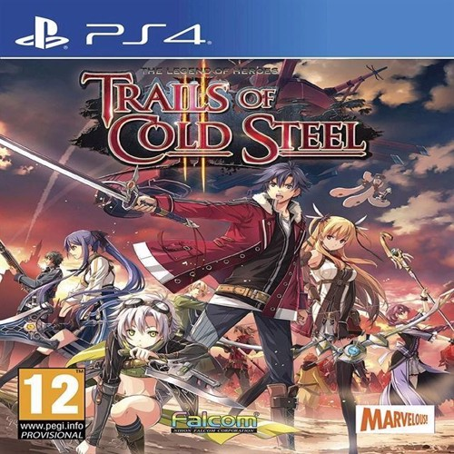 Image of The Legend Of Heroes Trails Of Cold Steel Ii 2 - Ps3 (0813633017914)