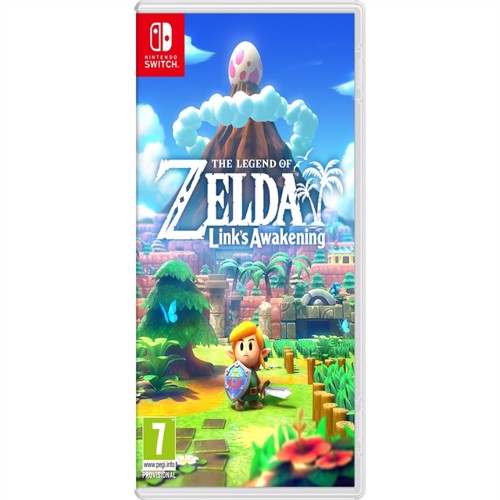 Image of The Legend Of Zelda Links Awakening Nintendo Switch (0045496424435)
