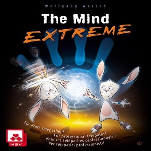 The mind extreme brætspil engelsk