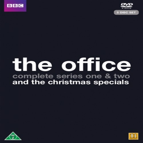 Image of The Office - Complete Series - DVD (7333018000773)