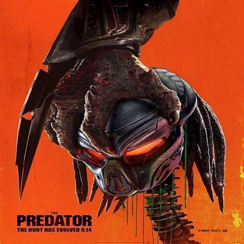 Image of The Predator - Limited Steelbook Blu-Ray (7340112746933)