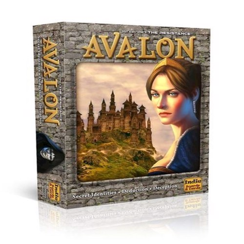 Image of The Resistance Avalon Nordic (7350065323358)