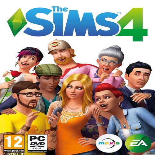 Image of The sims 4, nordic, PC (5030931123719)