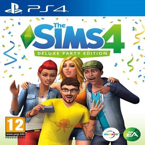 Image of   The Sims 4 Nordic Deluxe Party Edition - Xbox One