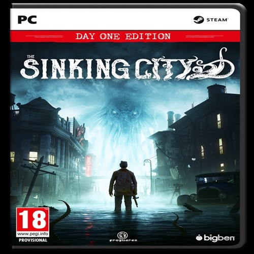 Image of The Sinking City, Day 1 Edition, PS4 (3499550377019)