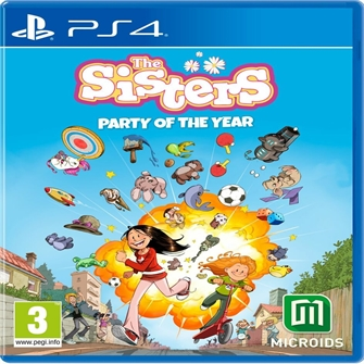 Image of The Sisters: Party of the Year - PS4 (3760156487328)
