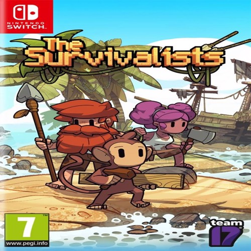 Image of The Survivalists -Nintendo Switch (5056208807038)