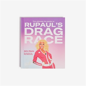 Image of The Ultimate Fan Guide to RuPaul's Drag Race (22022) (9781925811094)