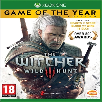 Image of The Witcher III (3): Wild Hunt (Game of The Year Edition) (3391891989756)