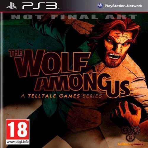 Image of The Wolf Among Us - PS3 (5060146461238)