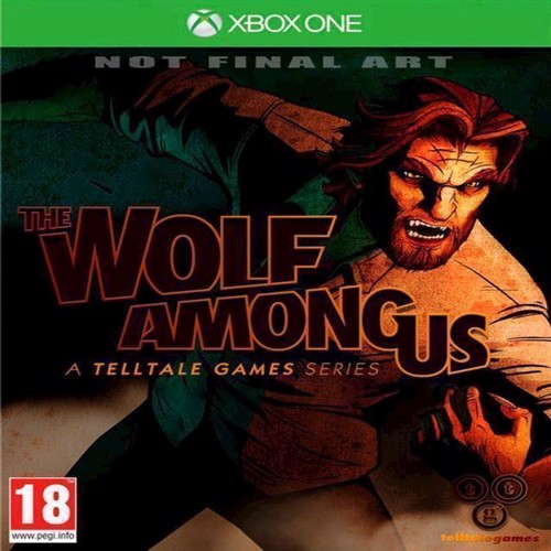 Image of The Wolf Among Us XBOX ONE - XBOX ONE (5060146461245)