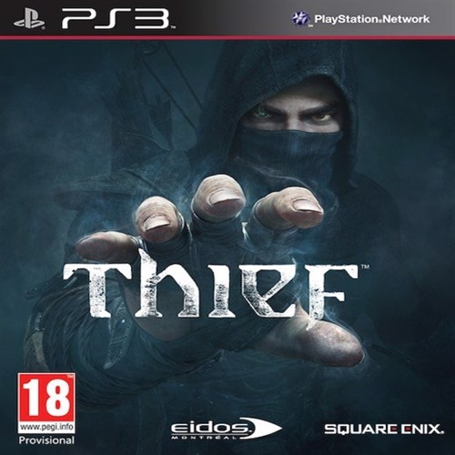 Image of Thief: Bankheist DLC (Nordic) - PS3 (5021290059139)