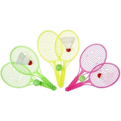 Image of Tennis Sæt m. Bolde (5413247051011)