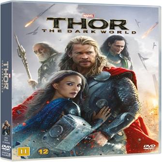 Image of Thor The Dark World DVD (8717418410766)