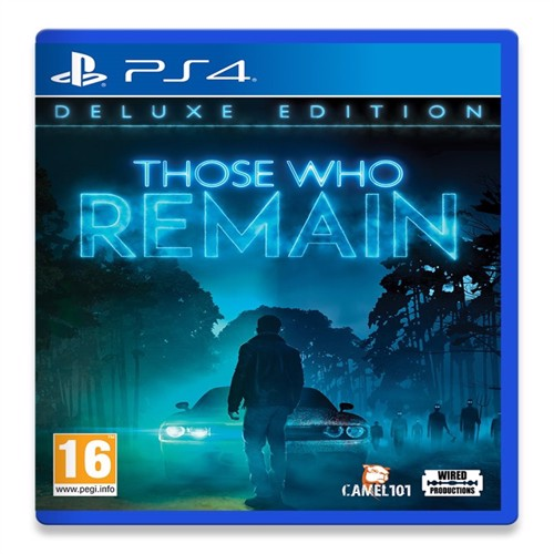 Image of Those Who Remain (Deluxe Edition) - PS4 (5060188672203)