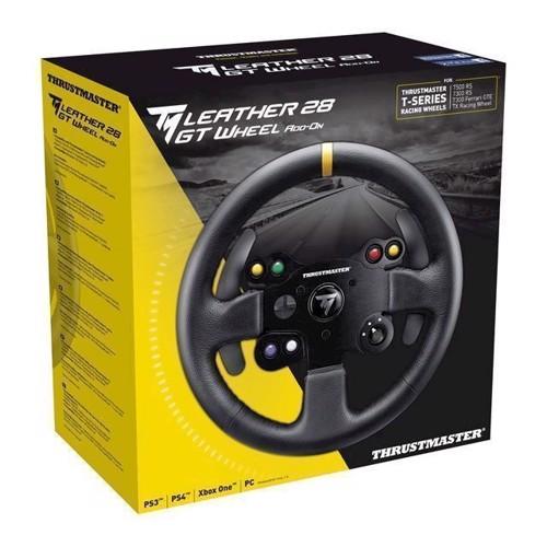 Image of Thrustmaster TM Leather 28 GT Wheel AddOn - PC (3362934001186)
