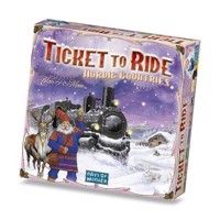 Ticket To Ride - Nordiske Lande